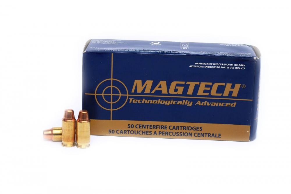 45 Auto Magtech 230 gr. SWC