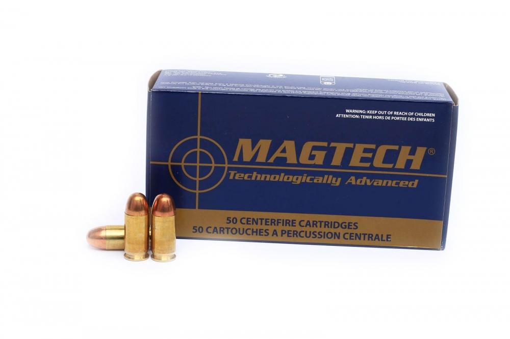 45 Auto Magtech 230 gr. VMR