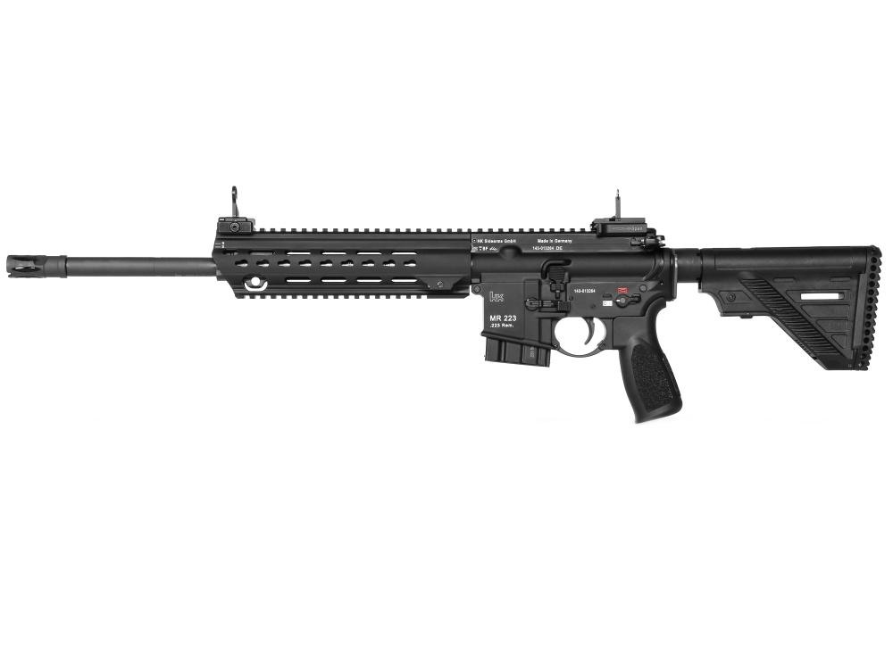Heckler & Koch HK MR223 A3 Selbstladebüchse mit kurzem Handschutz