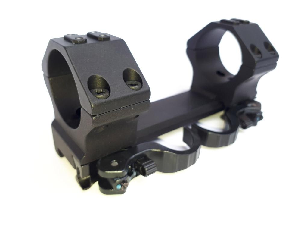 Zielfernrohrmontage 30 mm mit Vorneigung 20 MOA