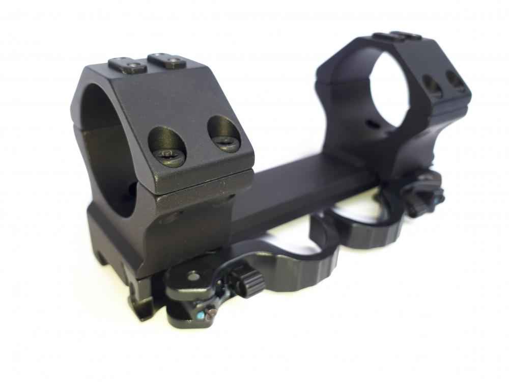 Zielfernrohrmontage 36 mm mit Vorneigung 20 MOA