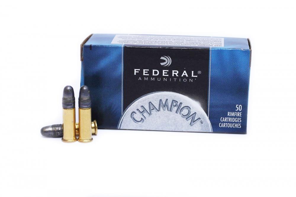 22 lfB Federal-Champion