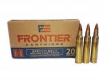 Hornady Frontier .223 Remigton 55 gr. HP Match - nur für Halbautomaten