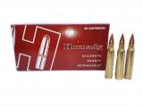Hornady Jagd- und Matchpatrone .223 Remington 55 gr. FMJ