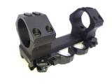 Zielfernrohrmontage 34 mm mit Vorneigung 20 MOA