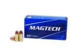 9 mm Luger Magtech 95 gr. JSP-Flat