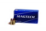9 mm Luger Magtech 147 gr. JHP